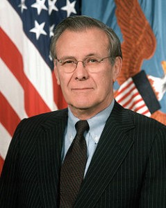 """Iron-Ass"" Rumsfeld"