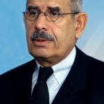 Former IAEA Director General Mohamed ElBaradei