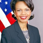 Ex-Secretary of State Condoleezza Rice