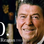 Ronald Reagan, 40th U.S. President