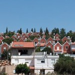 A Jewish settlement in Ariel on Occupied West Bank, or what Israelis call Samaria