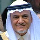 Prince Turki al-Faisal, former chief of Saudi intelligence.