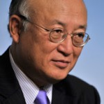 Yukiya Amano, director-general of the International Atomic Energy Agency