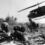 Scene from the Vietnam War