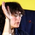 Haaretz correspondent Amira Hass