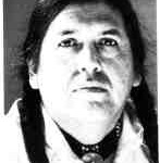 Native American activist Bill Means