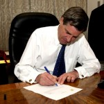 On June 28, 2004, U.S. pro-consul Paul Bremer signed over limited sovereignty to Iraq
