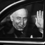 Ousted Iranian Prime Minister Mohammad Mossadegh
