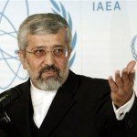 Iranian representative to the International Atomic Energy Agency, Soltanieh (Credit: Press TV)