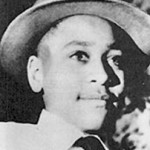 Emmett Till, a 15-year-old boy lynched in Mississippi in 1954 allegedly for whistling at a white woman