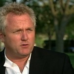 Right-wing provocateur Andrew Breitbart (Credit: ABC News)