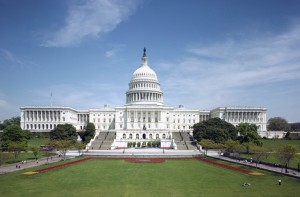 The West Front of the U.S. Capitol