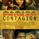 "The poster for the movie, ""Contagion"""