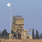 'Iron Dome' anti-missile site near Sderot, Israel. (Photo credit: Natan Flayer)