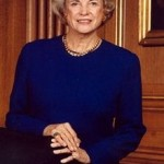 Former U.S. Supreme Court Justice Sandra Day O'Connor