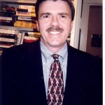 Journalist Robert Parry