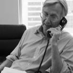 Investigative reporter Seymour Hersh