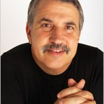 New York Times columnist Thomas Friedman