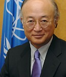 Yukiya Amano, Secretary-General of the International Atomic Energy Agency