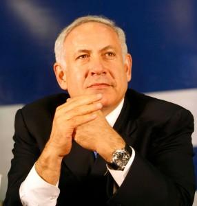 Israeli Prime Minister Benjamin Netanyahu