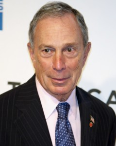 New York Mayor Michael Bloomberg (Photo by David Shankbone)