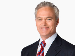 Scott Pelley, anchor of CBS Evening News