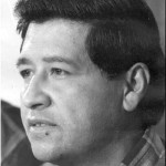 Cesar Chavez, founder of the United Farm Workers