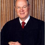 U.S. Supreme Court Justice Anthony Kennedy, author of the strip-search decision.
