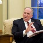 CIA Director John Brennan at a White House meeting during his time as President Barack Obama's counterterrorism adviser.