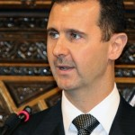 Syrian President Bashar al-Assad (Photo from official Website)