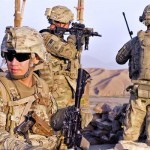 U.S. Army troops on patrol in during Operation Southern Strike III in the Spin Boldak district of Afghanistan's Kandahar province on Sept. 2, 2012. (U.S. Army photo by Staff Sgt. Katie Gray)