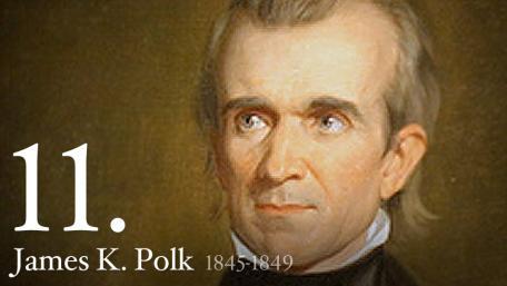 the presidency of james knox polks essay