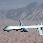 The MQ-1 Predator unmanned aircraft. (Photo credit: U.S. Air Force photo/Lt Col Leslie Pratt)