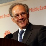 Washington Post columnist David Ignatius. (Photo credit: Aude)