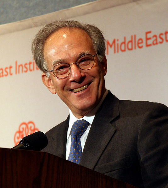 Washington Post columnist David Ignatius. (Photo credit: Aude)
