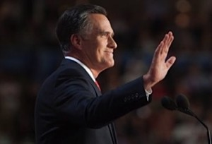 Former Gov. Mitt Romney, the Republican presidential nominee in 2012. (Photo credit: mittromney.com)