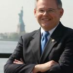 Sen. Robert Menendez, D-New Jersey.