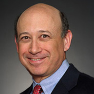 Lloyd Blankfein, Chairman and Chief Executive Officer of Goldman Sachs. (Photo credit: Goldman Sachs)
