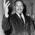 Rev. Martin Luther King Jr. in 1964, a powerful example of how dissenters have addressed injustice in America and given