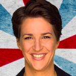 MSNBC host Rachel Maddow.