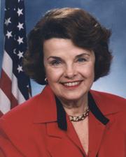 Sen. Dianne Feinstein, D-California, chair of the Senate Intelligence Committee.