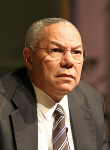 Former Secretary of State Colin Powell. (Photo credit: Charles Haynes)
