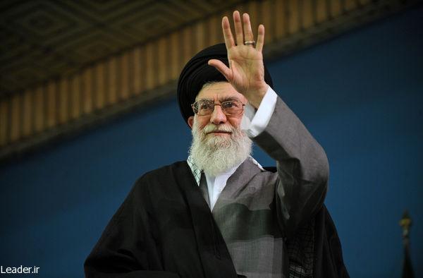 Iran's Supreme Leader Ali Khamenei. (Iranian government photo)