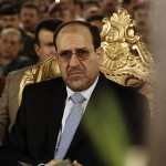 Embattled Iraqi Prime Minister Nouri al-Maliki. (Photo credit: U.S. Air Force Staff Sgt. Jessica J. Wilkes)