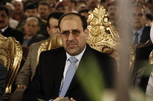 Embattled Iraqi Prime Minister Nouri al-Maliki. (Photo credit: U.S. Air Force Staff Sgt. Jessica J. Wilkes)