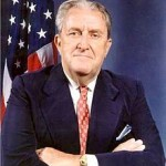 Vernon Walters, a former deputy director of the CIA who served as President Ronald Reagan's ambassador-at-large in the early 1980s. Walters also was the U.S. military attaché in Brazil at the time of the 1964 coup.