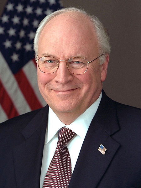 Vice President Dick Cheney.