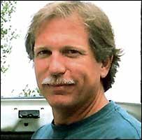 Journalist Gary Webb.