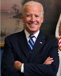 Vice President Joe Biden.