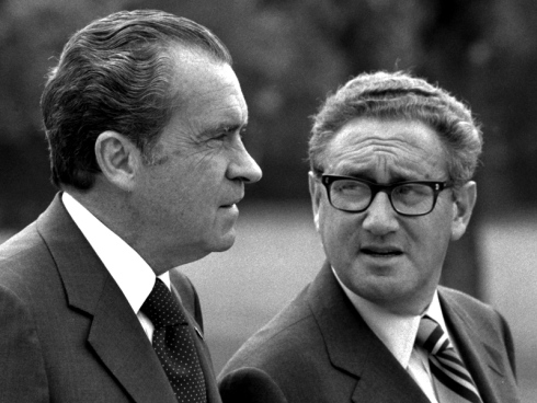 richard nixons views on presidential power Richard nixon left the white house in disgrace 40 years ago this month,  even though he lost his battle to remain in power,  presidential attacks against.